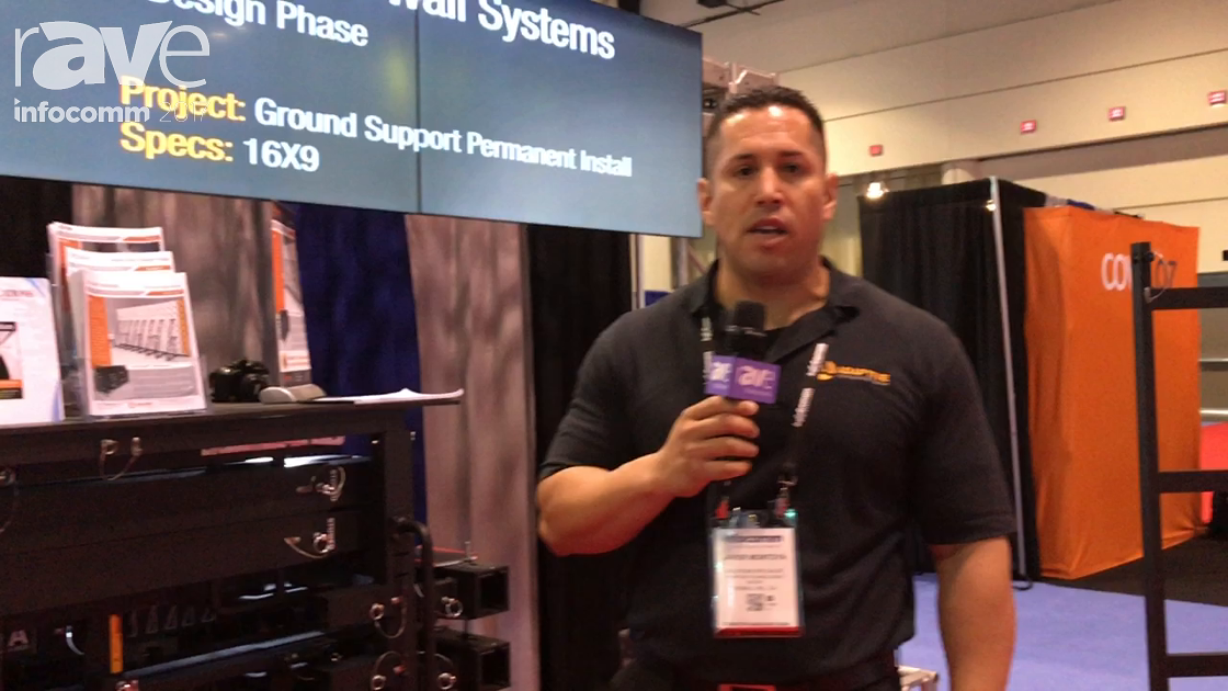InfoComm 2017: Adaptive Technologies Group Introduces Loc-n-Load Ground Support