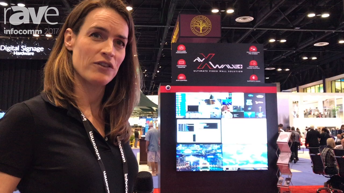 InfoComm 2017: Avenview Exhibits AVXWALL Video Wall Processors