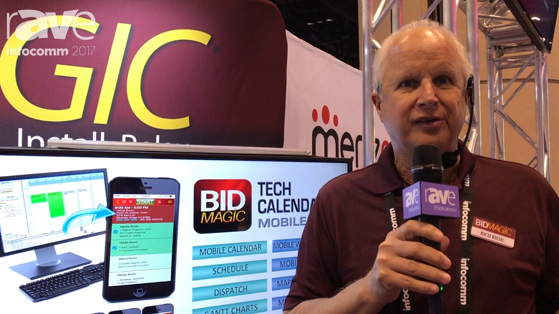 InfoComm 2017: BidMagic Shows Off Its Line of Software for Easily Creating Business Proposals