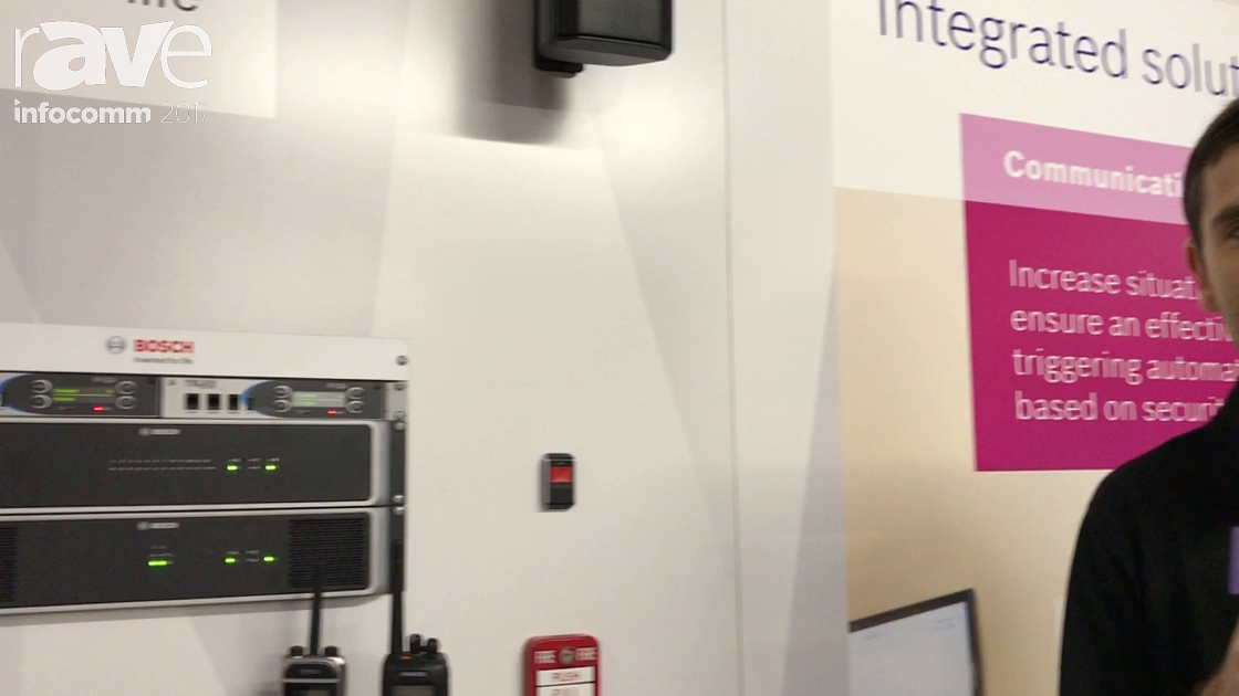 InfoComm 2017: Bosch Security Showcases Its Integration of Public Address and Intrusion Products
