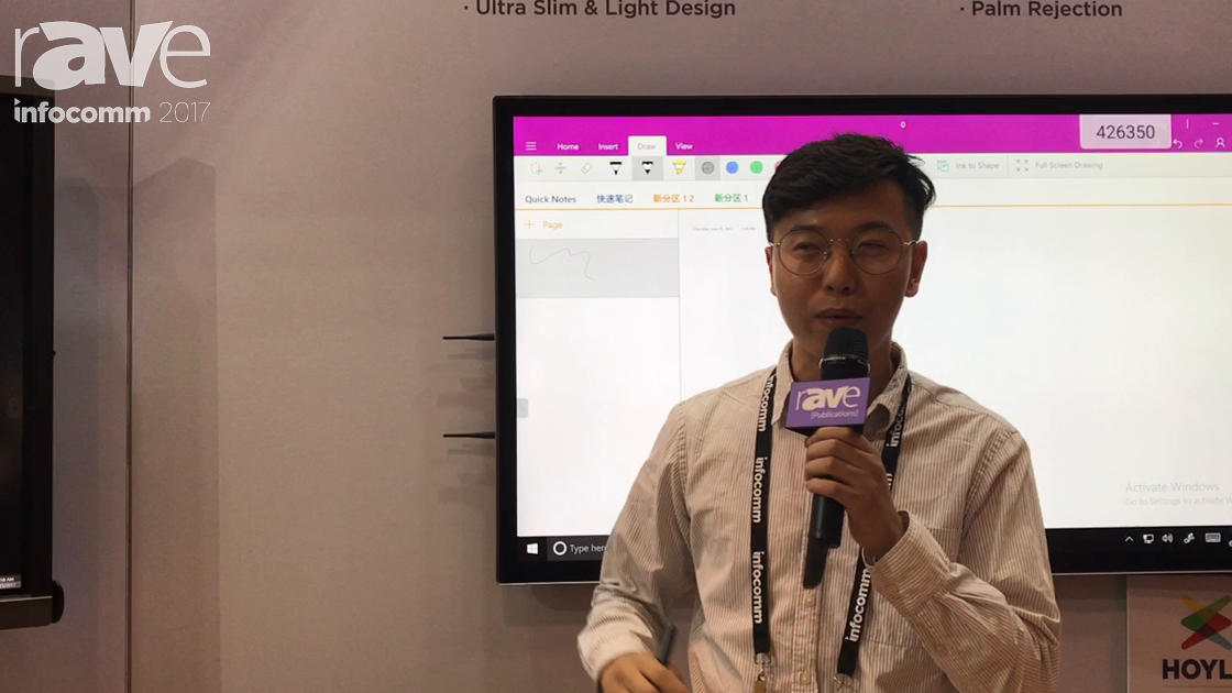InfoComm 2017: CVTE Provides a Demo of Its Ultimate Conference Display