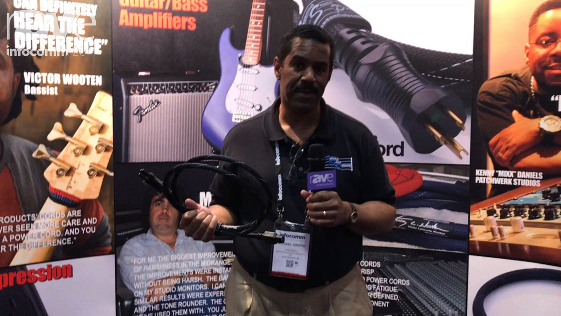 InfoComm 2017: Essential Sound Products Shows Off Music Cord and Music Cord Pro Power Cords