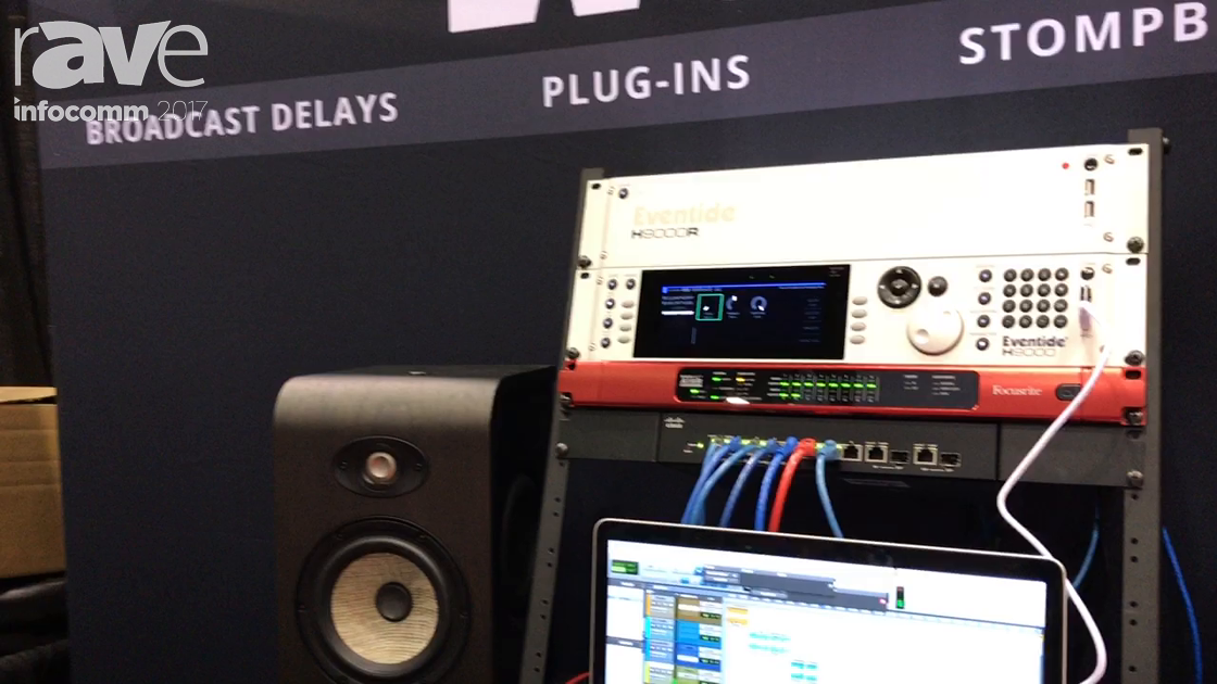 InfoComm 2017: Eventide Shows the H9000 Audio Effects Processor