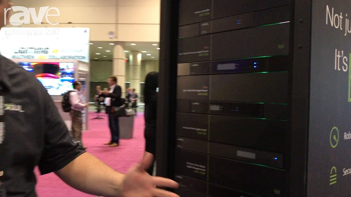 InfoComm 2017: Luxul Show HD Over IP Video Series Switches