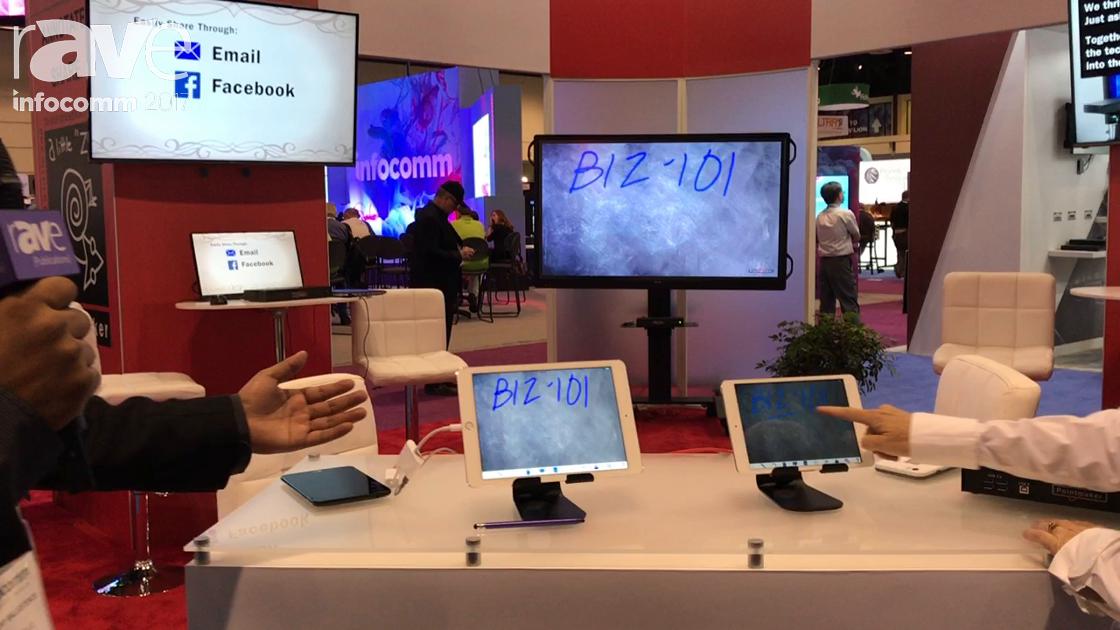 InfoComm 2017: Pointmaker Demonstrates Its Biz-101 Application