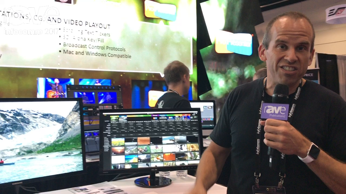 InfoComm 2017: Renewed Vision Features ProVideoPlayer 3 (PVP 3)