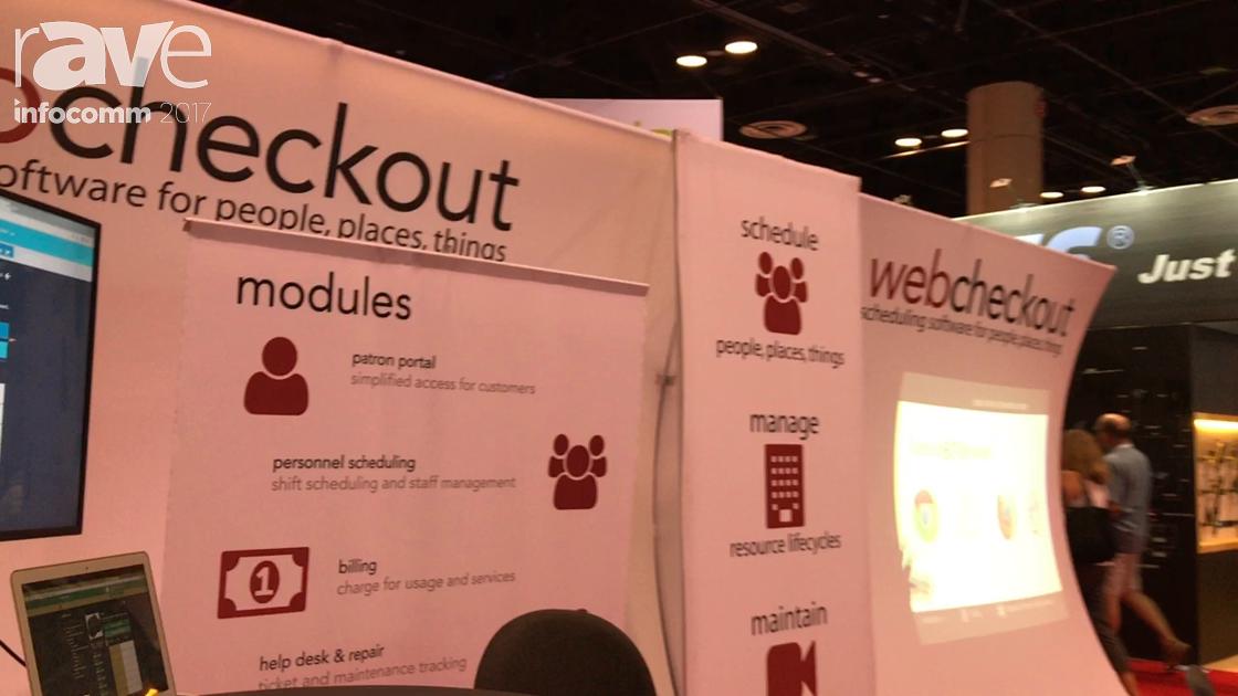 InfoComm 2017: WebCheckout Unveils Version 4.5 Design Overhaul