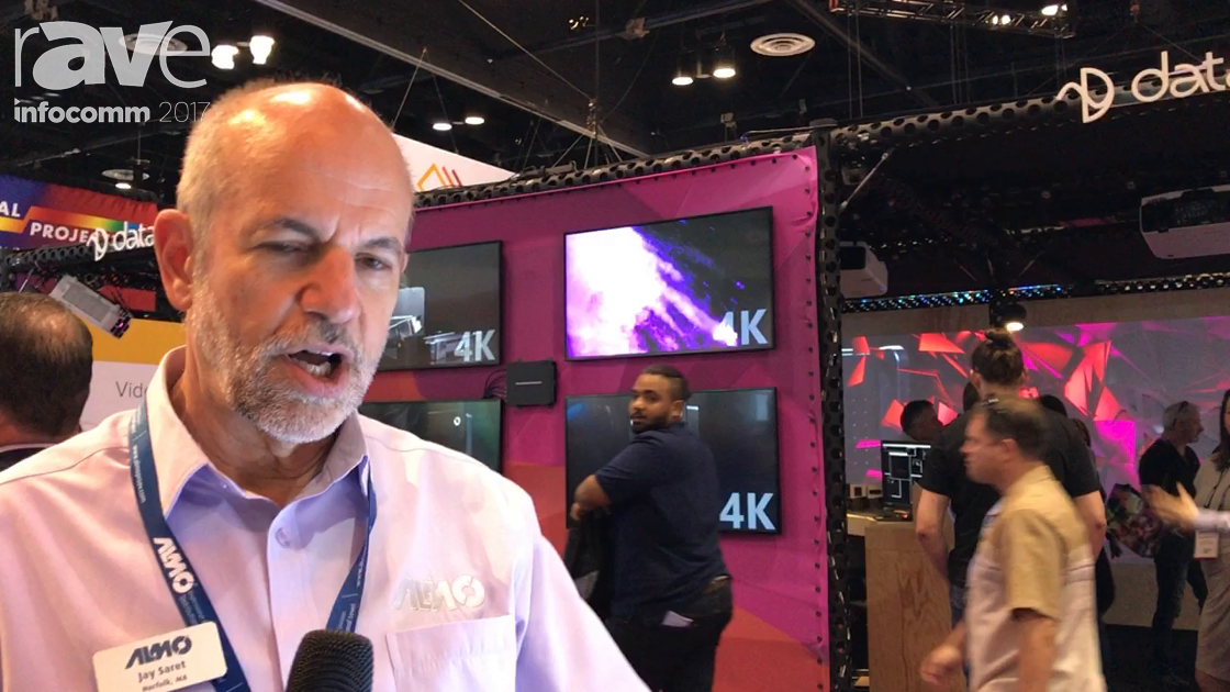 InfoComm 2017: Almo Services Talks About Installation Services