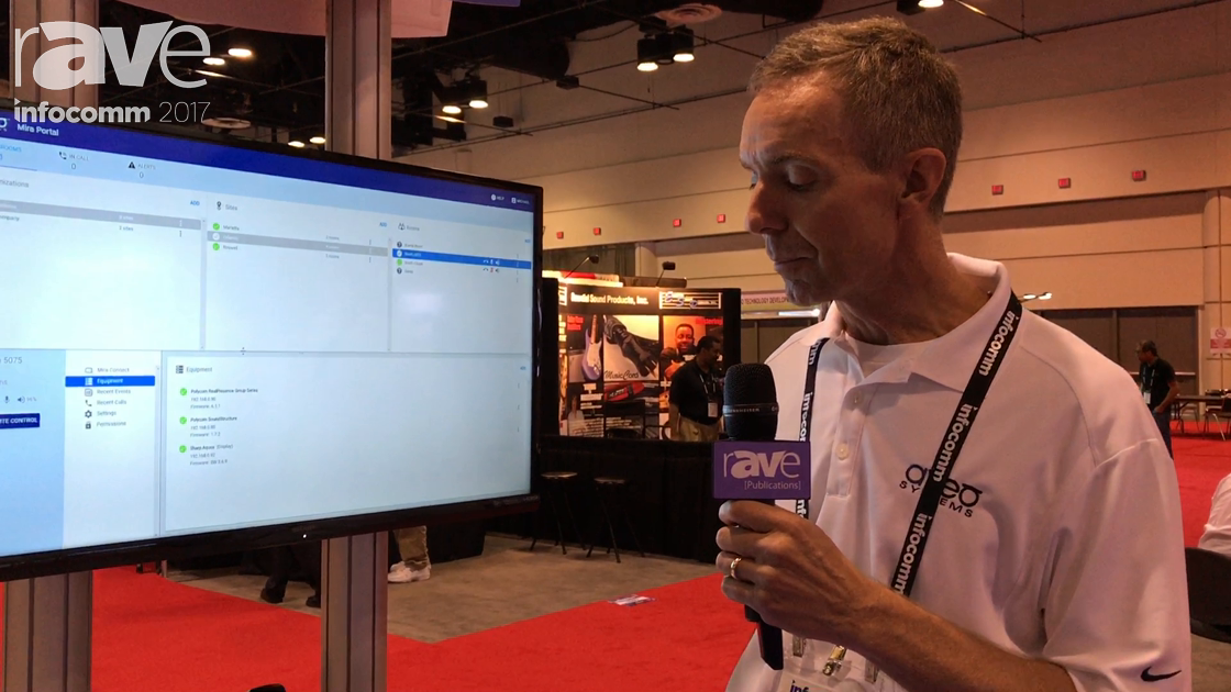 InfoComm 2017: Aveo Systems Shows Mira Connect Control Appliance Solution