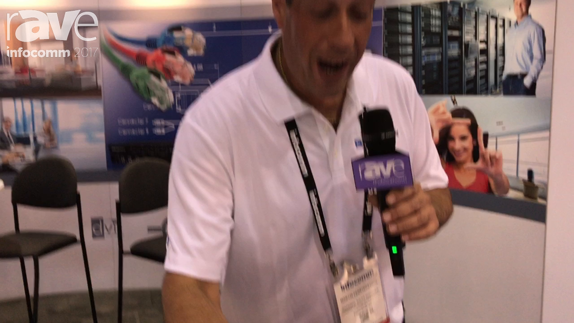 InfoComm 2017: Comprehensive Shows Off Their HD18G-xxPROBLK HDMI Cables