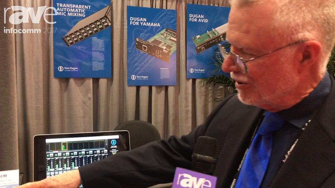 InfoComm 2017: Dan Dugan Talks About Model E-3A Automatic Mixing Controller