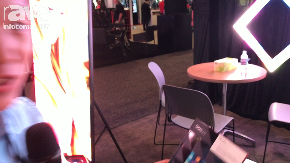 InfoComm 2017: FantalLED Presents Its Creative LED Displays