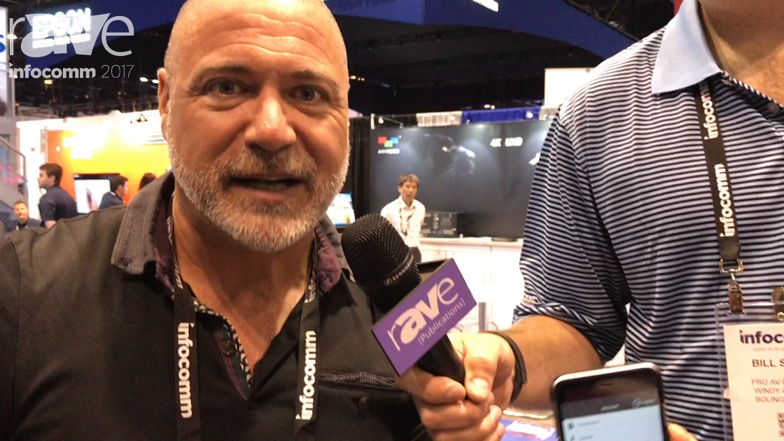 InfoComm 2017: Windy City Wire Demos Its Mobile App