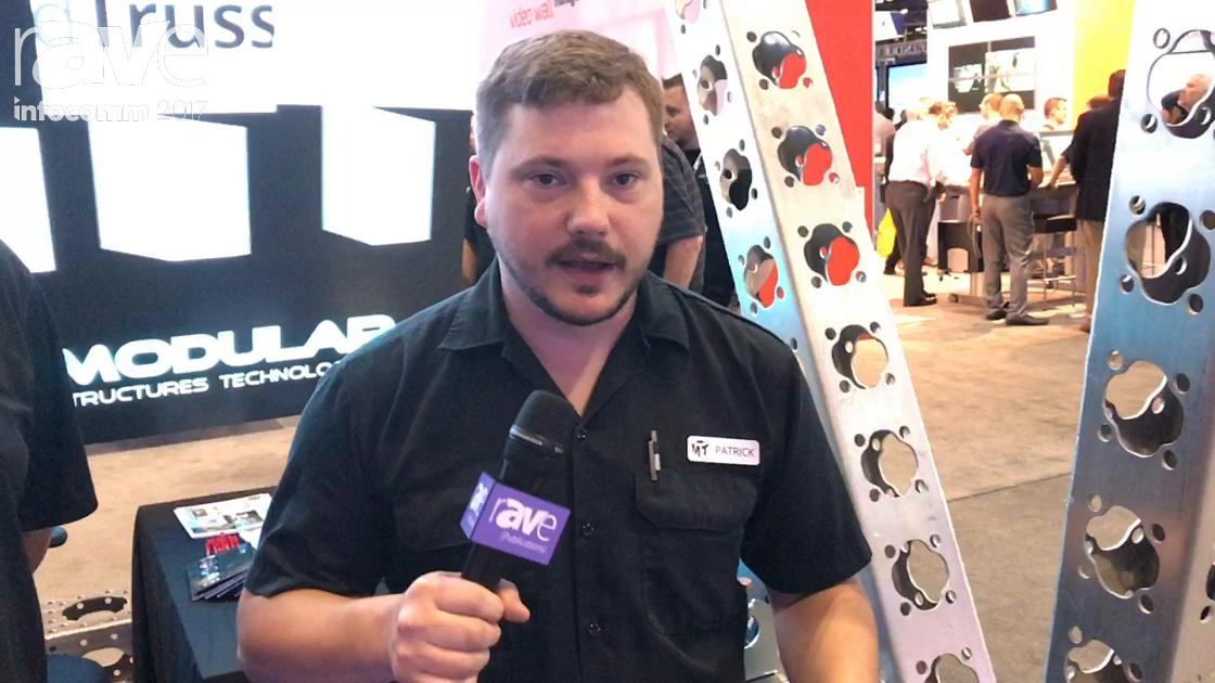 InfoComm 2017: ModTruss Shows Its Band Shell Display Rigging System
