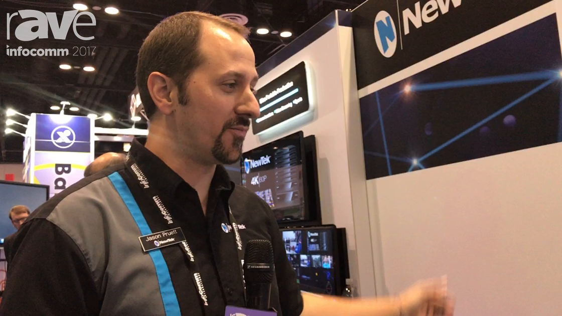 InfoComm 2017: NewTek Reveals Tricaster TC1 Live Production System