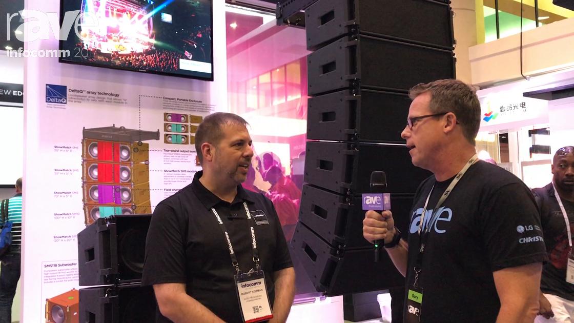InfoComm 2017: Rob Kosman of Bose Gives Gary Kayye a Comprehensive Booth Tour