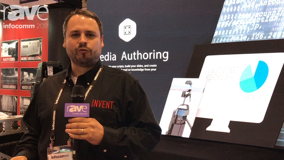 InfoComm 2017: INVENT Institute Introduces Augmented Reality Training Options