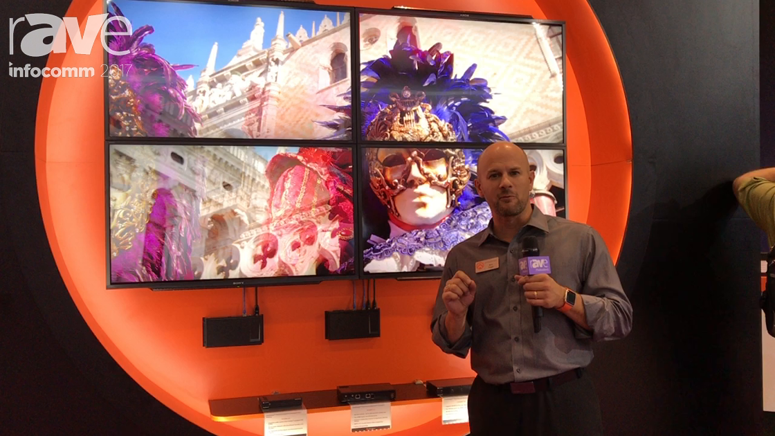 InfoComm 2017: Atlona Shows the OmniStream Video Wall