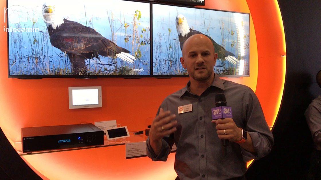 InfoComm 2017: Atlona Features Velocity Connecting Technology
