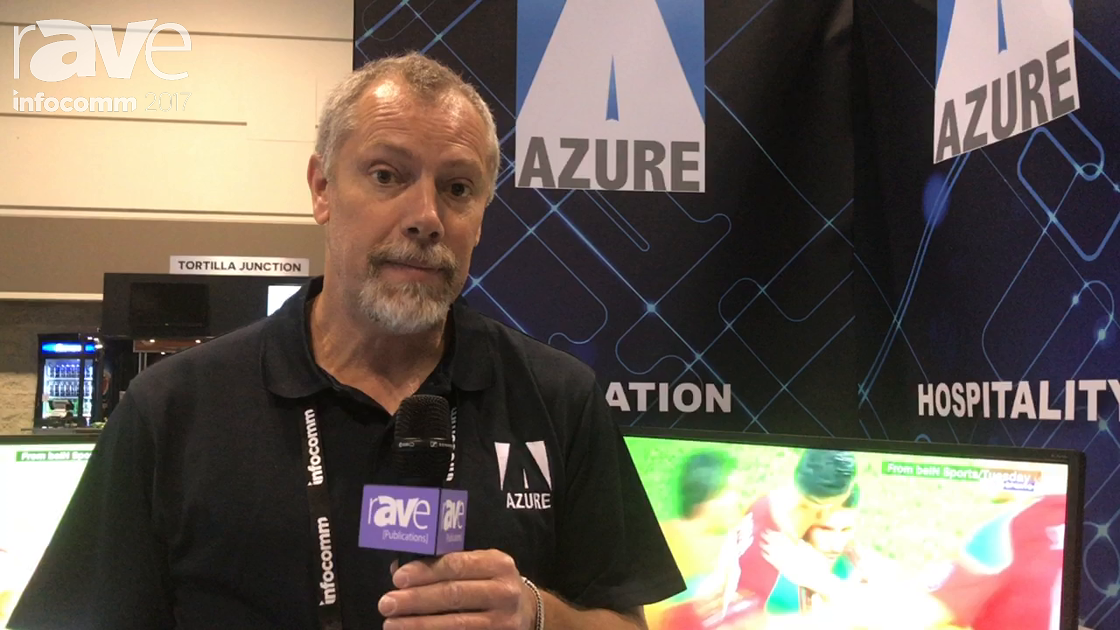 InfoComm 2017: AZURE Shows Off Network TV