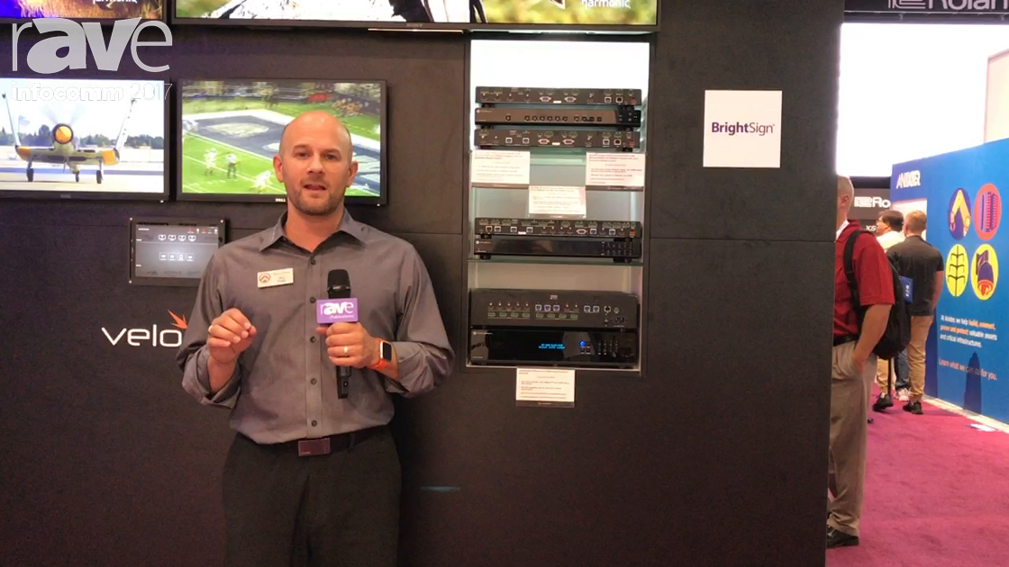 InfoComm 2017: Atlona Tells rAVe About the CLSO-840