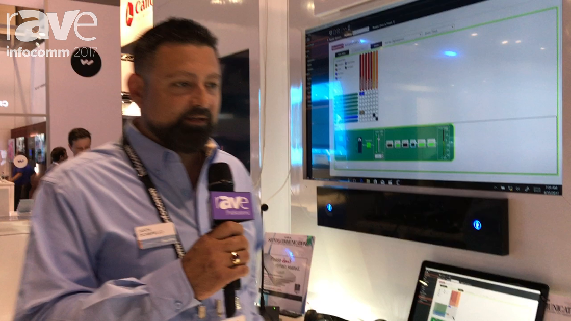 InfoComm 2017: ClearOne Discusses the CONVERGE Pro 2