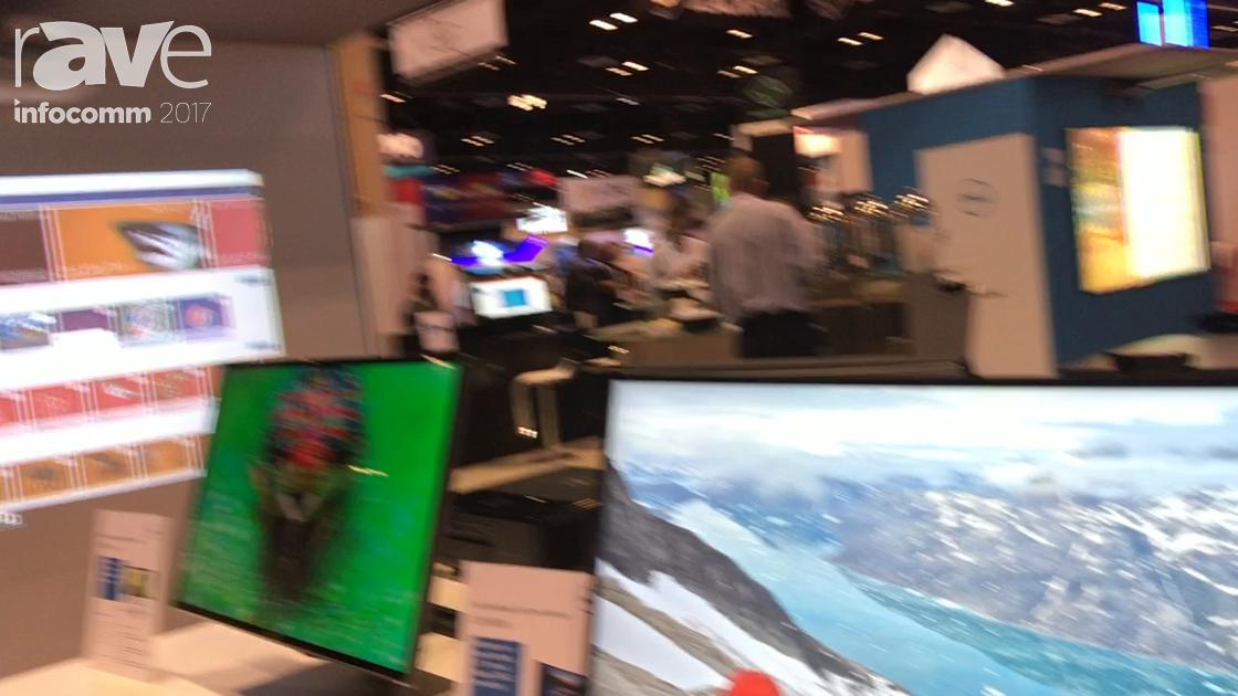 InfoComm 2017: Dell Adds UltraSharp 38 Curved Ultrawide Monitor U3818DW