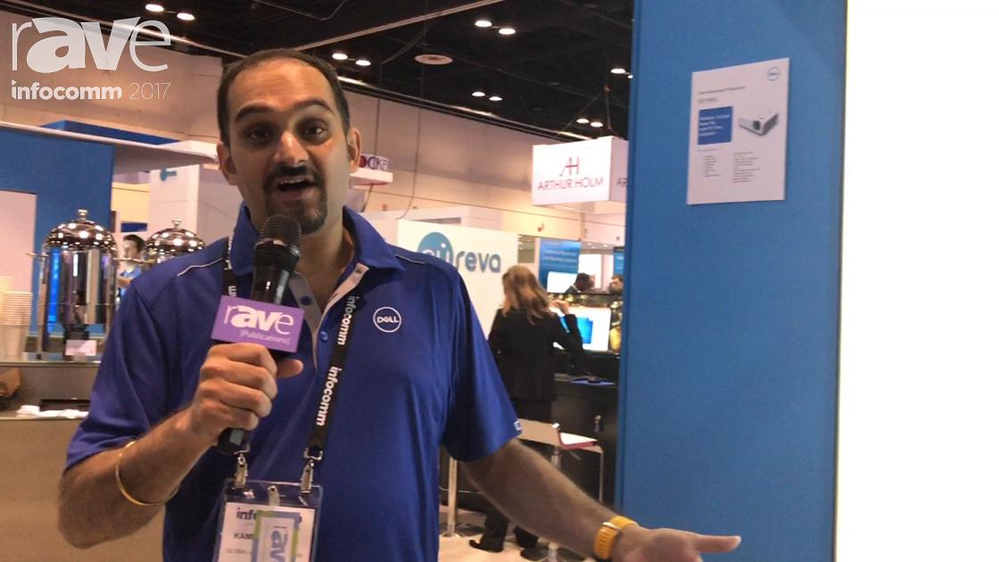 InfoComm 2017: Dell Reveals Advanced Projectors S518WL