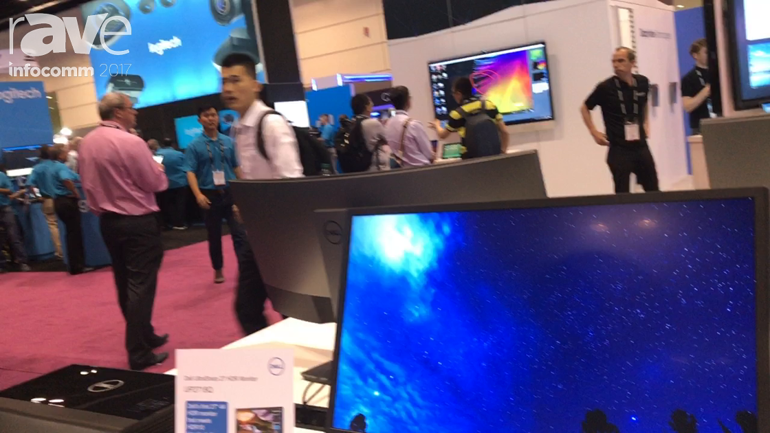 InfoComm 2017: Dell Unveils UltraSharp 27 HDR Monitor UP2718Q