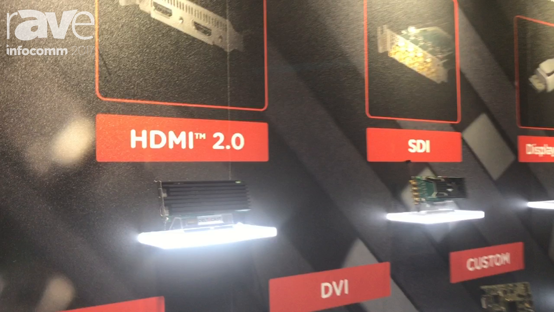 InfoComm 2017: DELTACAST Shows Off HDMI 2.0 Capture Card