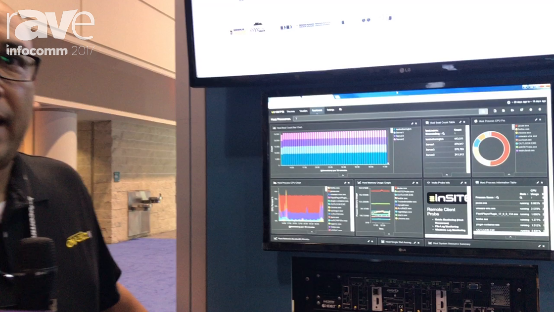 InfoComm 2017: Everts Talks About Its MMA 10G Hub Switcher