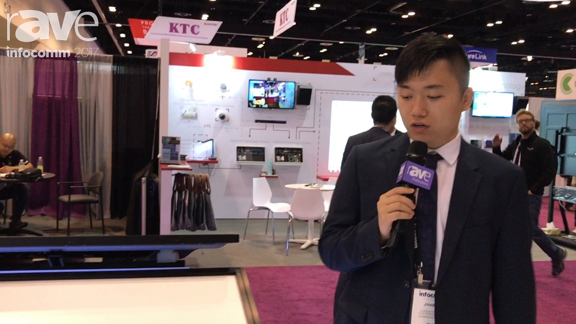 InfoComm 2017: Huaxin Electronics Presents TC Series