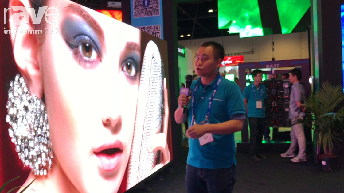 InfoComm 2017: LianTronics Talks About RA Series 1.9 LED Display