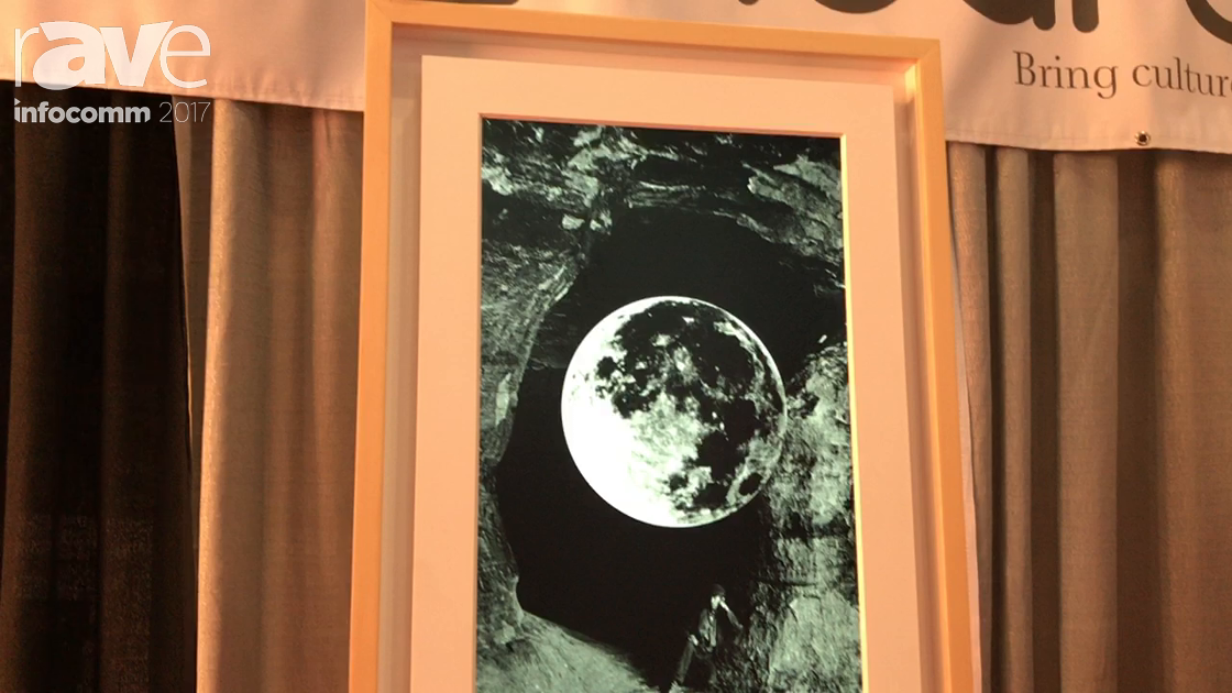 InfoComm 2017: Meural Introduces Its Digital Canvas