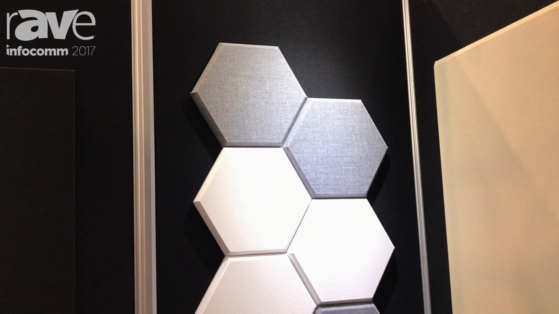 InfoComm 2017: PRIMACOUSTICS Shows Off the Element Wall Treatments