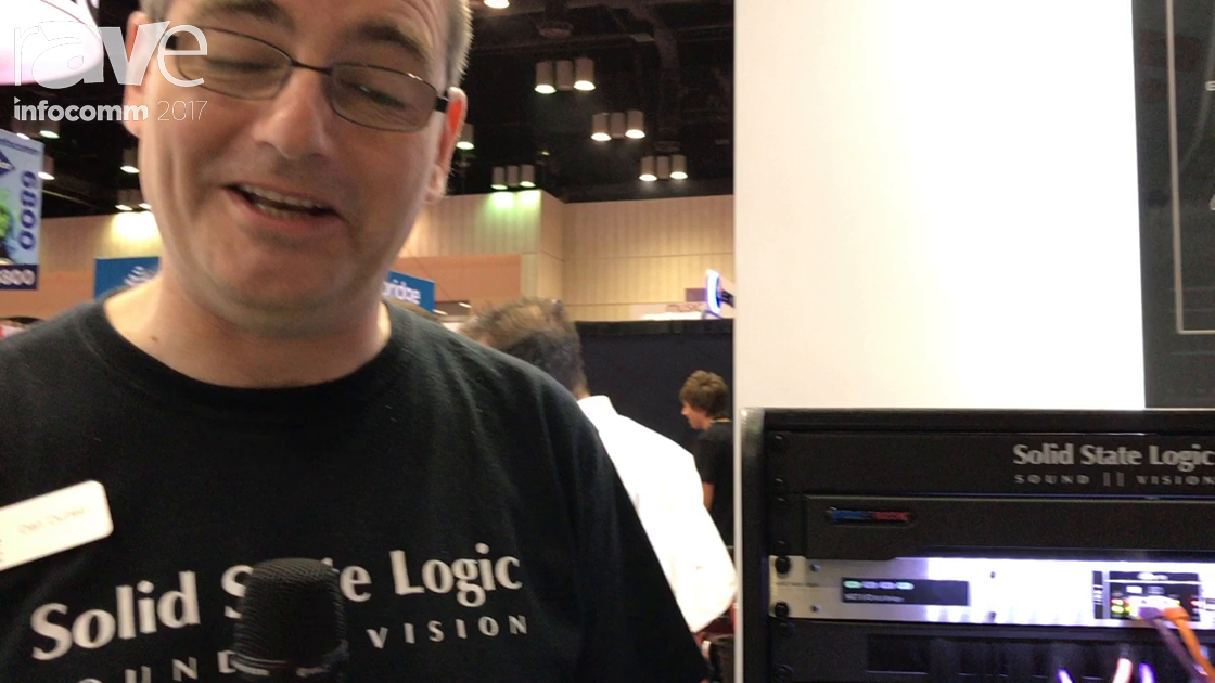 InfoComm 2017: Solid State Logic Intros SB3224 Dante Enabled Stagebox