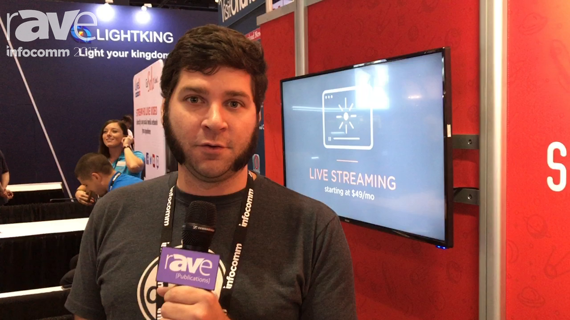 InfoComm 2017: Stream Monkey Talks About Their Live and On-Demand Streaming Service