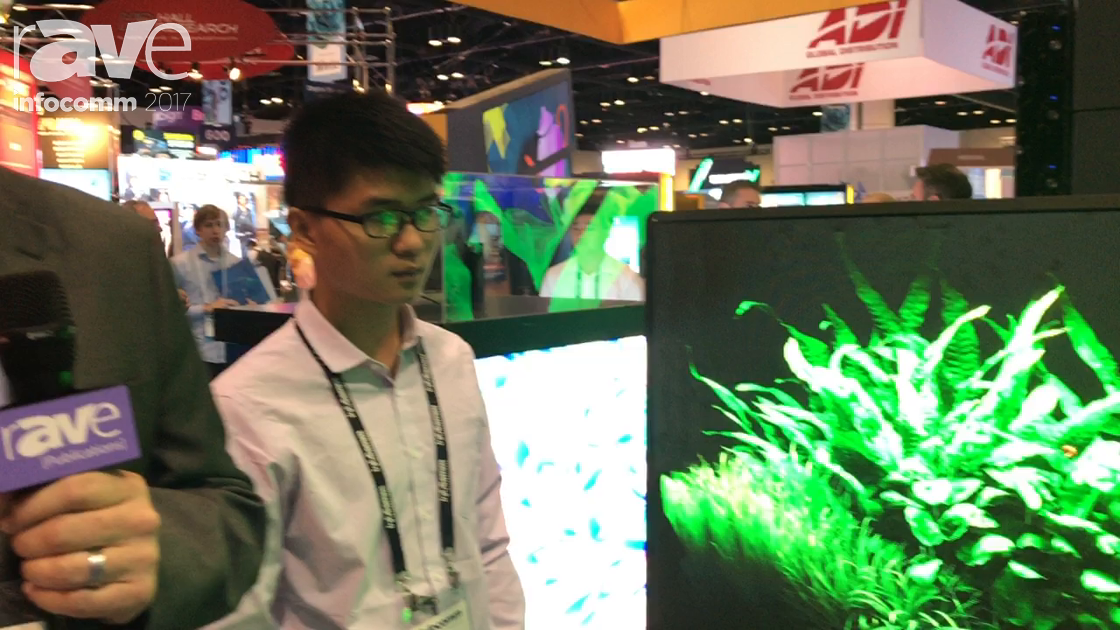 InfoComm 2017: Unilumin Group Demonstrates Its UPanelS Series Front Access Displays