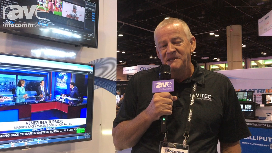 InfoComm 2017: VITEC Shows Off EZ TV Platform