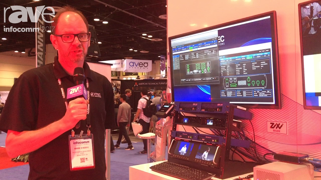 InfoComm 2017: VITEC Shows Off House of Worship Video Streaming Solution