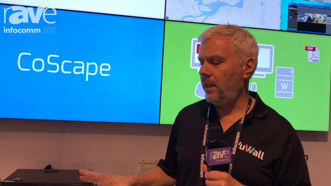 InfoComm 2017: VuWall Technology Shows Off CoScape