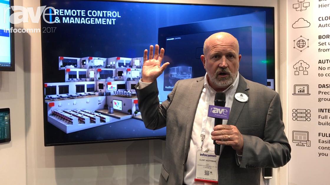 InfoComm 2017: Kramer Showcases Kramer Control, Now Shipping