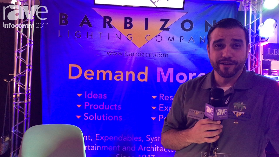 InfoComm 2017: Barbizon Lighting Talks About Distributing Professional Lighting Equipment