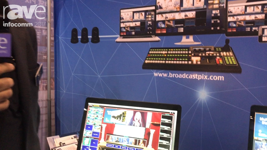 InfoComm 2017: Broadcast Pix Shows Off Commander