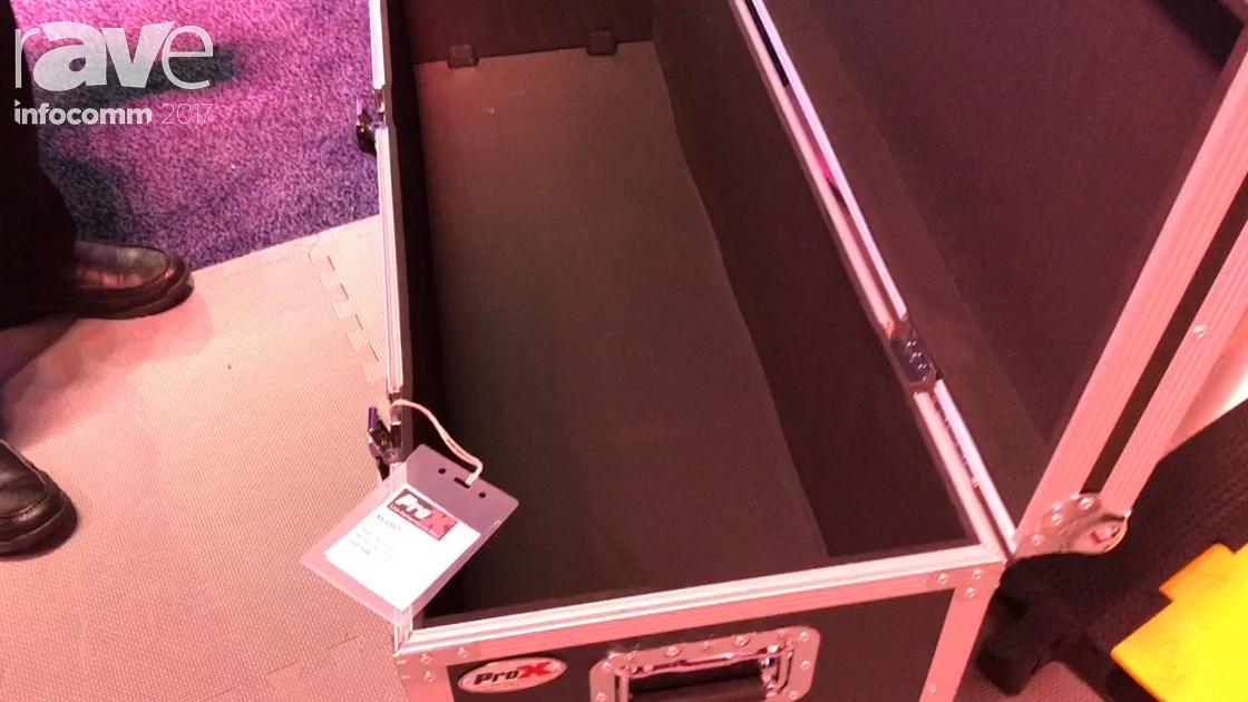 InfoComm 2017: Pro X Live Performance Gear Presents Its XS-UTL7 Utility Case