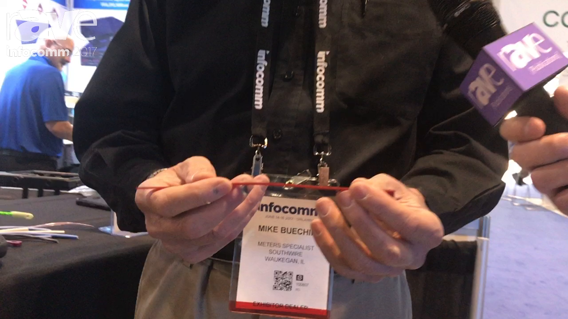 InfoComm 2017: Southwire Shows Off New Reusable Cable Ties