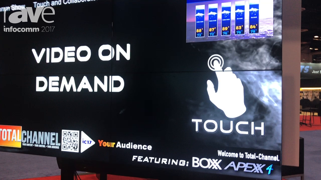 InfoComm 2017: Total Channel Shows Off Digital Signage Media Player With Dual Outputs