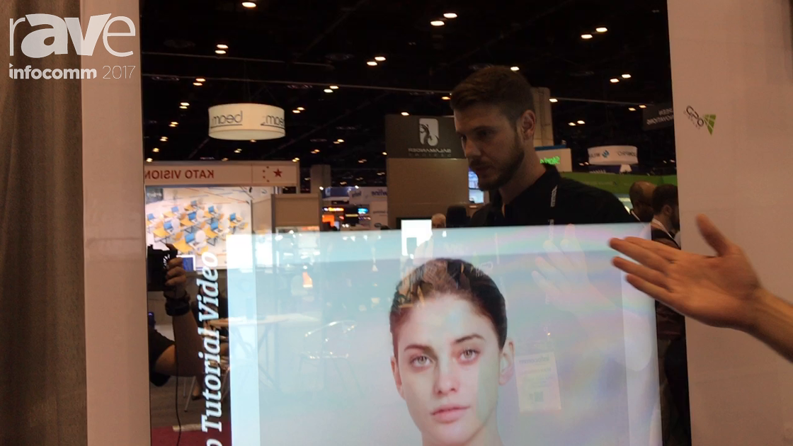 InfoComm 2017: GPO Display Introduces TechnoMirror