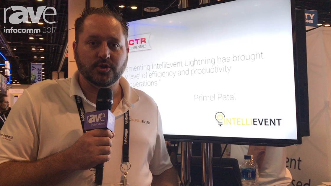 InfoComm 2017: IntelliEvent Explains Cloud Based Rental Management Software