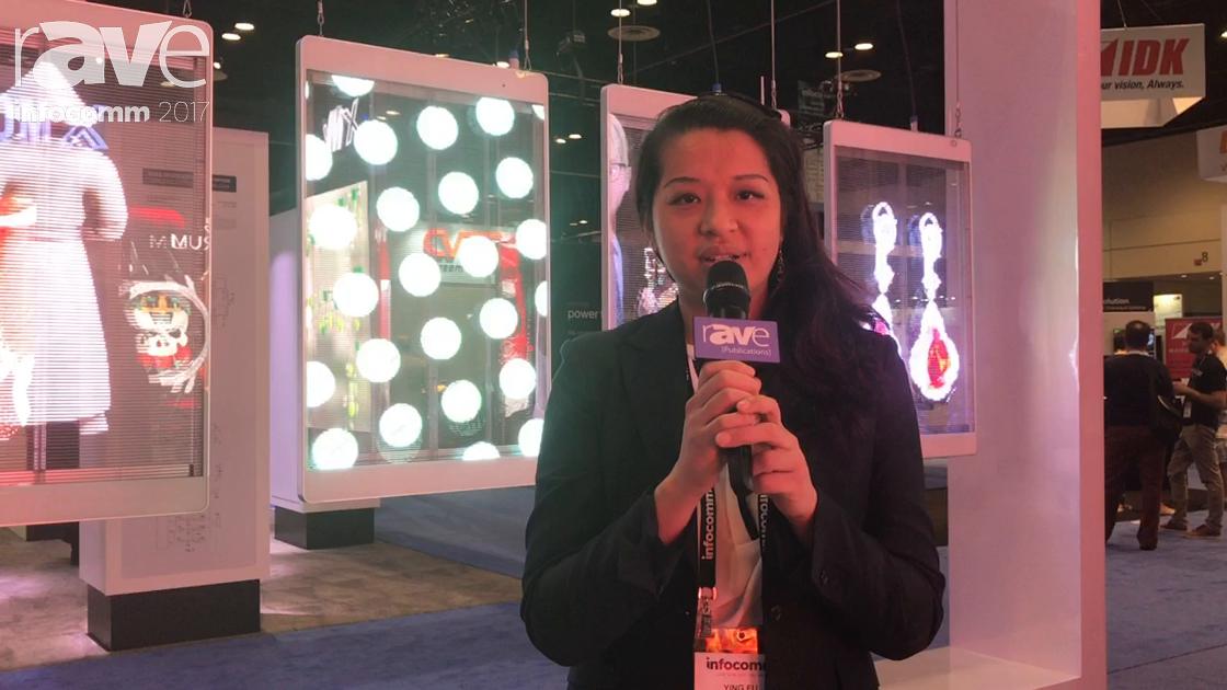 InfoComm 2017: Yipled Explains Line of LED Displays